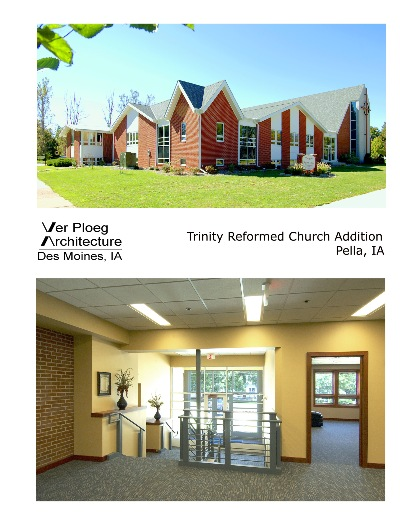 Ver Ploeg, Merit Construction, Trinity Reformed Church