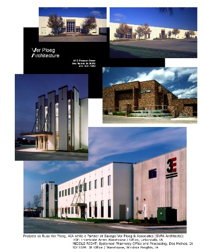 SVPA, 3E, flex warehouse, industrial